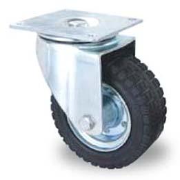 Robustní kola pro nezpevněné povrchy