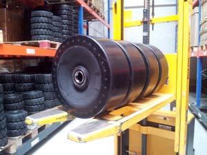 4.500 kg brzy v pohybu