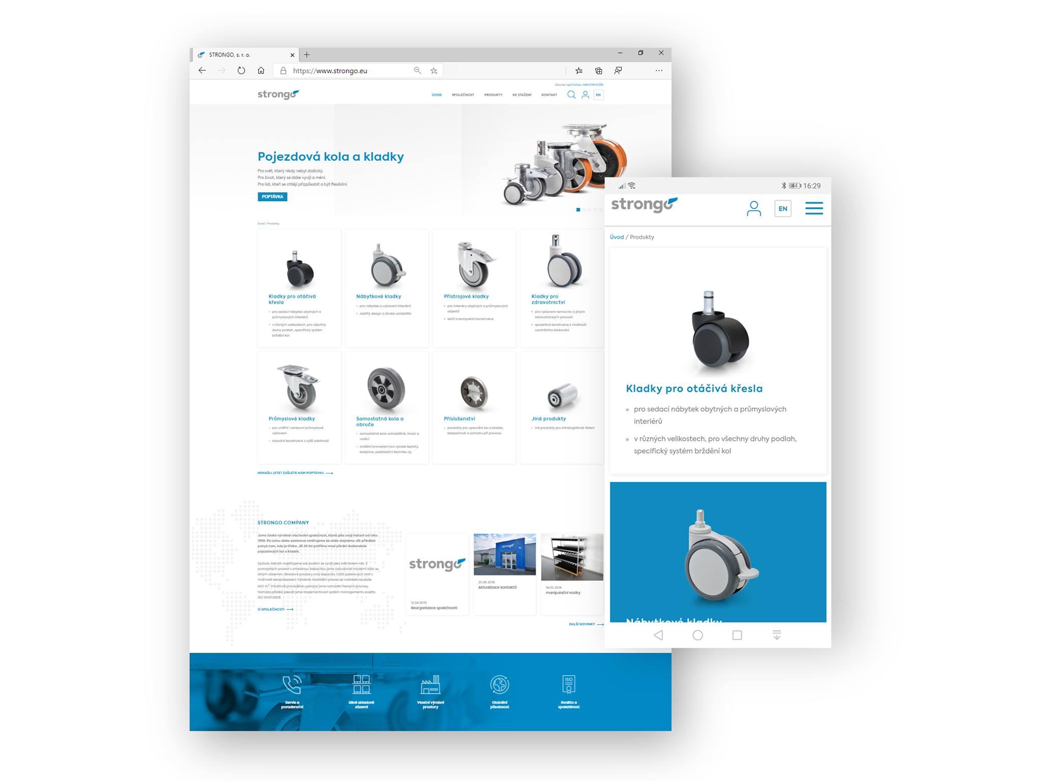 Spustili jsme pro Vás nový web