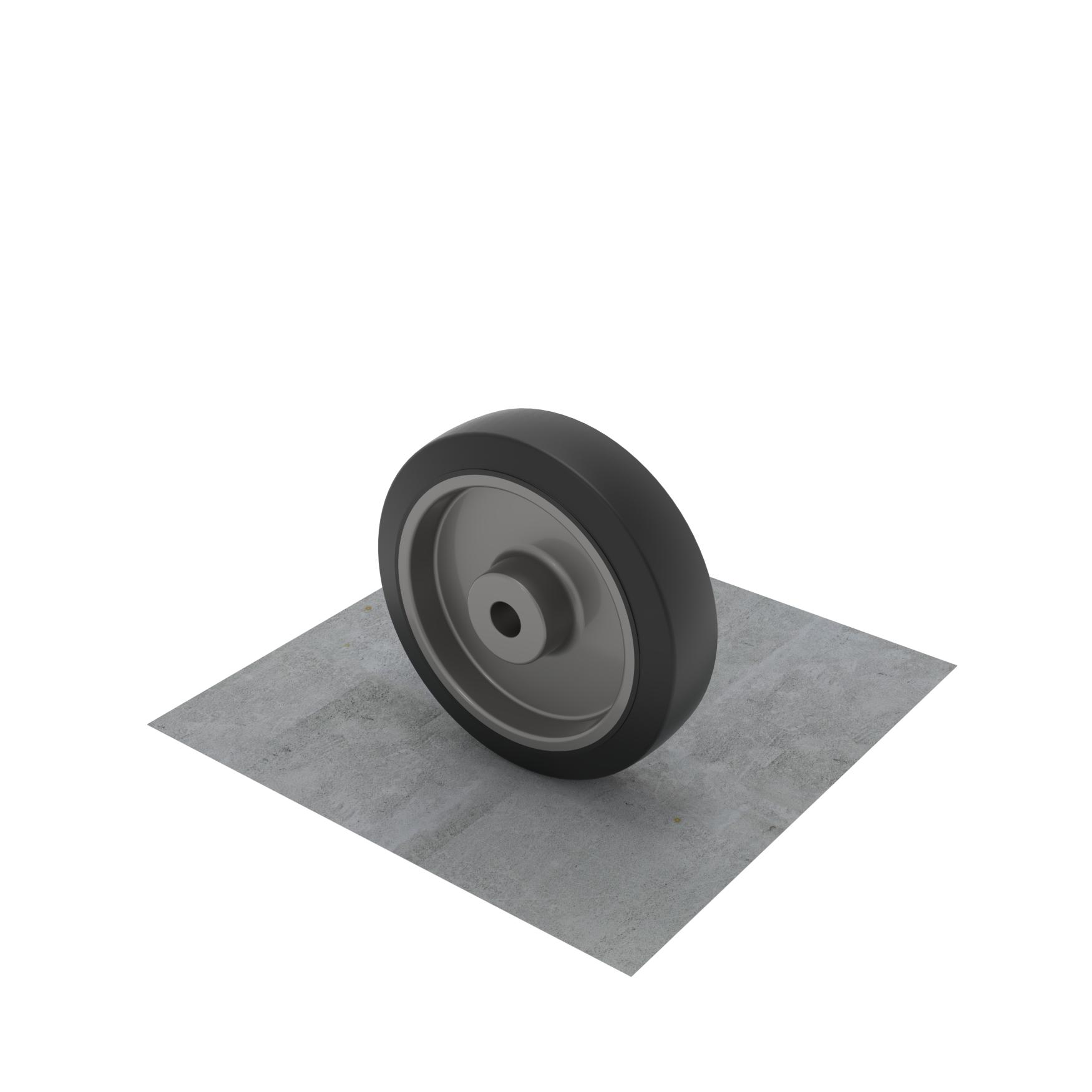 Vlastnosti materiálů běhounů